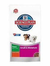 Hills Science Plan Puppy Sm/Mini Dry Chicken 1.5kg - 21940