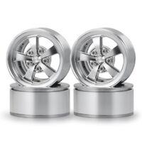 "Metal 1.9"" Beadlock Wheel Rim for 1/10 RC Traxxas TRX4 Axial SCX10 90046 CC01"