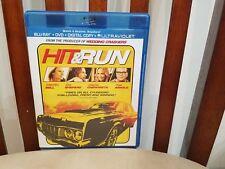 Hit  Run (Blu-ray Disc, 2013, 2-Disc Set, Includes Digital Copy UltraViolet)