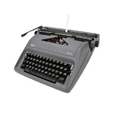 Royal Epoch Portable Manual Typewriter Gray Color Version