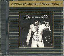 Presley, Elvis That`s the Way it is MFSL Gold CD Neu OVP Sealed UDCD 560 UI Jap.