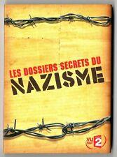 RARE COFFRET 2 DVD ★ LES DOSSIERS SECRETS DU NAZISME ★ VU SUR FRANCE 2