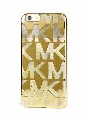 Michael Kors Goldene Taschen für Handys und PDAs