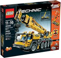 LEGO 42009  Technik  Mobiler Schwerlastkran   neu + ovp