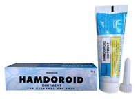 Hamdoroid Ointment an Ayurvedic (Unani) Remedy for Piles - 50 gm