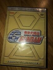 G-Gundam: Mobile Fighter - Complete Collection II 2 (DVD, Region 1) AUTHENTIC!!