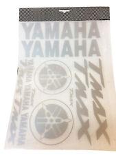 Kit De Pegatinas Yamaha T-Max cartulina. Gris
