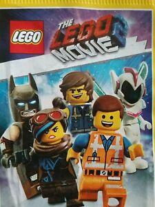 LEGO MOVIE 2 X5O LOOSE STICKERS