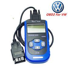 VS450 OBD2 AirBag ABS SRS Engine Reset Auto Scanner Code Reader Vw Audi Skoda