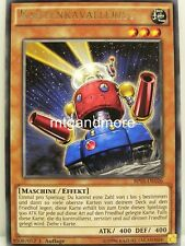 Yu-Gi-Oh - 1x Kartenkavallerist - BP03 - Monster League