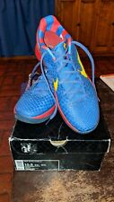 Nike Zoom Kobe VI Storm Blue/Yellow 10.5 US 429659402