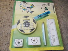 Football stationary set - school mate soccer