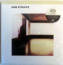 Dire Straits - Dire Straits (S/T) - Mobile Fidelity - Hybrid CD/SACD - SEALED