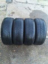 225 55 17 97H M+S Pirelli Sottozero 3 Winter MOE * RSC Rft RunFlat 4x Tyres Set