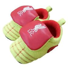 Liverpool Neon Baby Booties Football Boots Slippers 9-12 Months