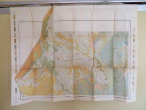 1906 Antique Map Texas San Marco Lockhart Maxwell Kyle Buda 34X26 #4329