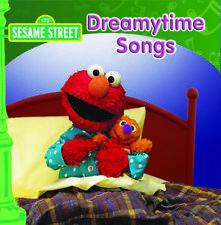 SESAME STREET Dreamytime Songs CD BRAND NEW ABC For Kids