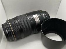 """Canon EF 70-300mm f/4-5.6 AF IS USM Lens for EF w/Hood """"Excellent+"""" #20110 JAPAN"""