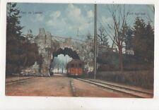 Parc De Laeken Pont Rustique Belgium 1912 Postcard 410b