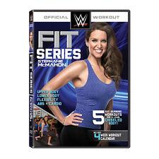 WWE Fit Series: Stephanie McMahon [DVD] NEU Triple H
