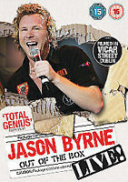 Jason Byrne - Out Of The Box [DVD], New DVD, ,