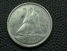 CANADA 10 Cents 1976