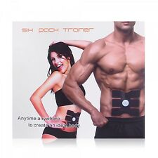 3pcs Electric Smart Fitness Gear Muscle Sculpting Exercise Tool Training Fat Los