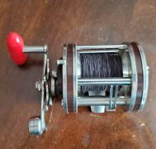 Very Nice Vintage Immec Model 21-D reel, made in Japan, Ocean Level Wind Fishing