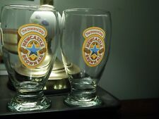 Newcastle Brown Ale ~The One and Only~ [Lot of 2] Beer Glasses ~Uk_England~ Ltd