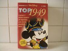 TOP 1949 I primi 3 mitici numeri di Topolino, con storia, aneddoti, note  (CAN1)