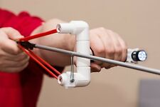 Slingshot High Velocity Outdoor Hunting Tool Ergonomic design. Scorpio 1 RED