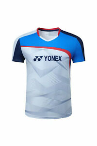 New Outdoor sports Tops Table tennis clothese men's badminton T-Shirts