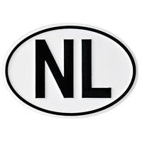Hoch Relief NL-Schild Emblem Niederlande NL Holland HR 15006 selbstklebend