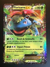 Carte Pokemon FLORIZARRE 1/83 Ultra Rare EX XY Générations Française NEUF