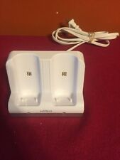 Nyko Charging Station Dock Only White For Nintendo Wii Remotes 87000-A50