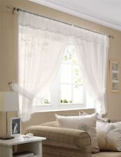 Modern Valance Window Curtains