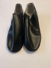 Jazz Slip-On Dance Shoes for Adult 9 Black