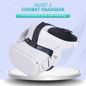 Adjustable VR Head Strap Elite Strap Belt for Oculus Quest 2
