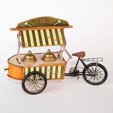 """Blechmodell """"Ice Cream Bike"""""""