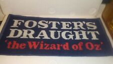 Foster's Draught 'The Wizard of Oz' Bar Towel