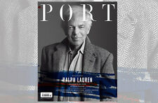 PORT Magazine 14,Ralph Lauren,Gay Talese,Peter Guest,Tim Richmond,Jared Harris