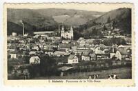 AK Malmedy, Panorama de la Ville-Basse, 1951