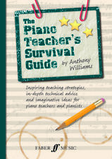 The Piano Teacher's Survival Guide Piano Sheet Music Instrumental Tutor