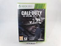 CALL OF DUTY GHOSTS COD FPS MICROSOFT XBOX 360 PAL EUR ITALIANO NUOVO SIGILLATO