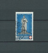 SWISS / SUISSE - 1940 YT 353 - TIMBRE OBL. / USED - COTE 10,00 €