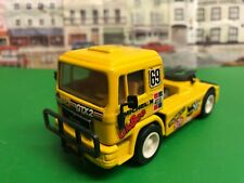 Siku 1:50 scale die cast Racing truck cab