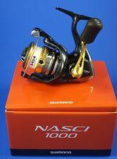 Shimano Nasci 1000 FB // NAS1000FB // Front Drag Fishing Reel