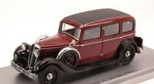 Lancia Artena Iii Series 1933 Bordeaux/Black 1:43 Kess Model KS43019011