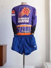 adidas Sprinter Sporthose Blau D6 TRUE VINTAGE 80s mens sports GB M Yugoslavia