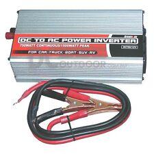 750W 12V DC to 240V AC Power Inverter - for laptop, TV
